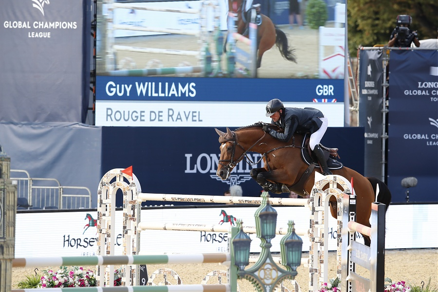 Guy Williams en Vilamoura***