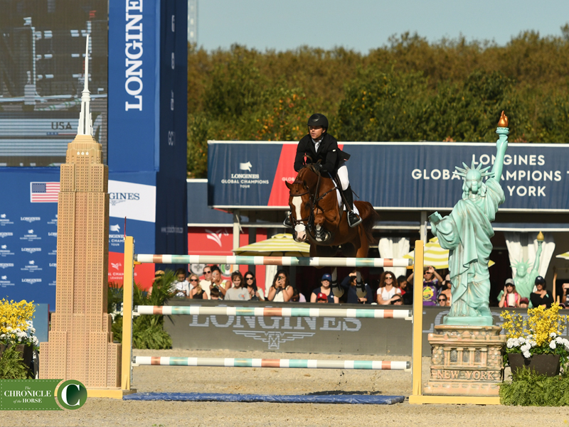 Primer triunfo en Lexington CSI W**** para Kent Farrington