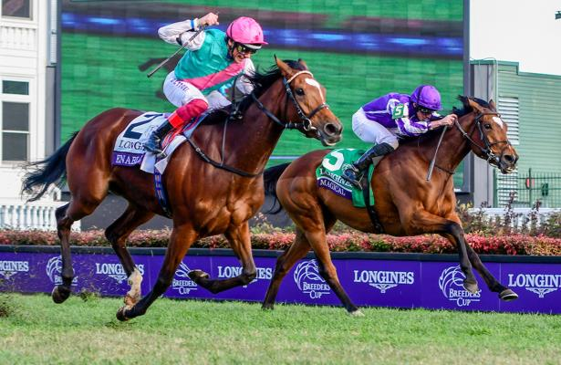 Fue una recta de enamorar: Enable versus Magical