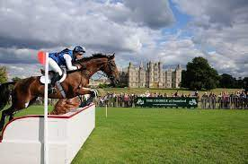 El Land Rover Burghley Horse Trials suspendido